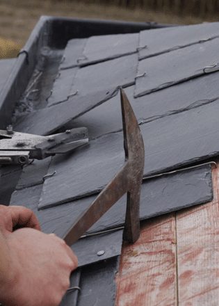 roof tiling repair